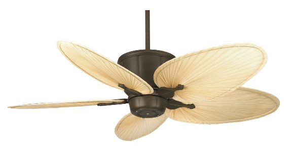 Tropical Ceiling Fans Bringing The Sea Breeze Home