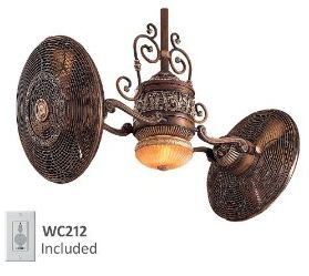 Gyro Wet Ceiling Fans and Ceiling Fan Accessories by Minka Aire