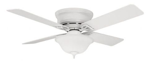 Hunter 22376 Low Profile III 52 Inch Ceiling Fan